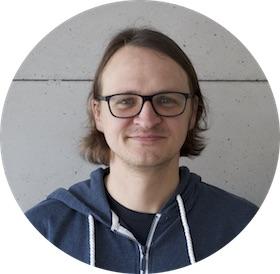 Michal Kujalowicz headshot