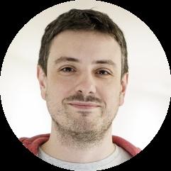 Marcin Kempa headshot