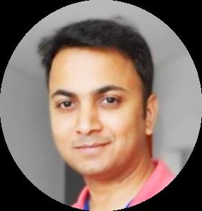 Pratik Patil headshot
