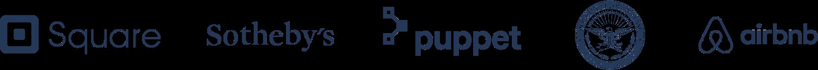 faixa do logotipo