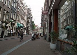 9 straatjes neighborhoood