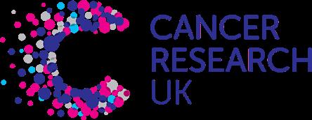 Logotipo de investigación del cáncer del Reino Unido