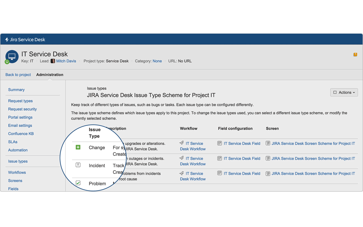 Great Features Jira Service Desk Atlassian