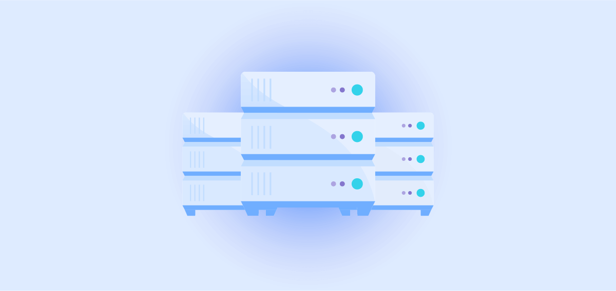 複数のサーバー