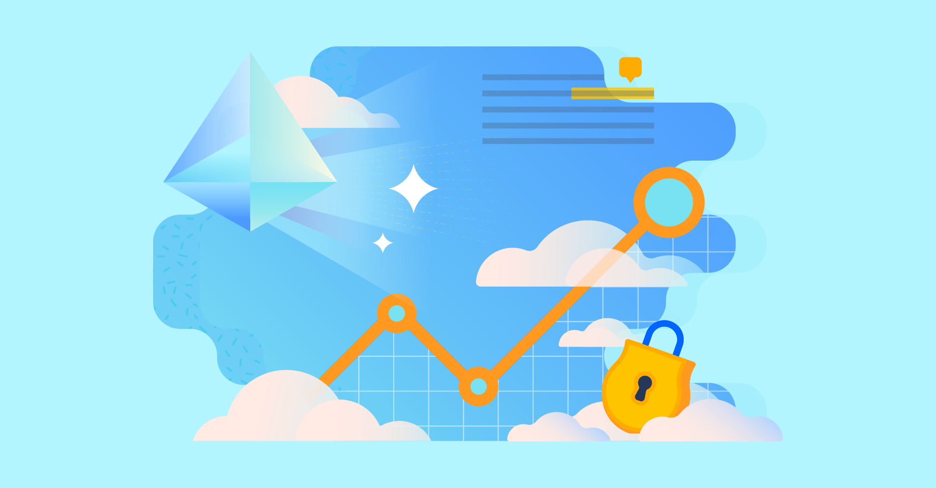 Atlassian Premium illustration