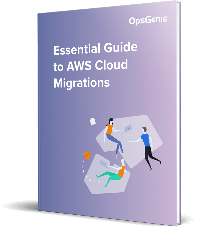 Essential Guide to AWS Cloud Migrations cover page