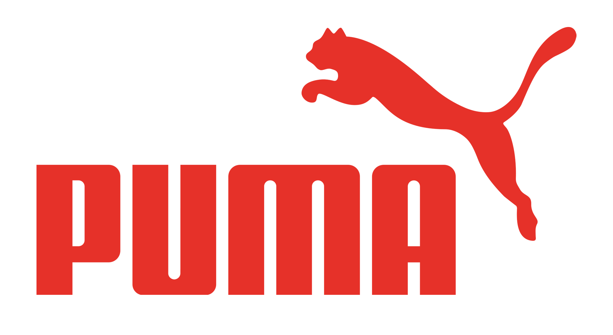 Puma 로고