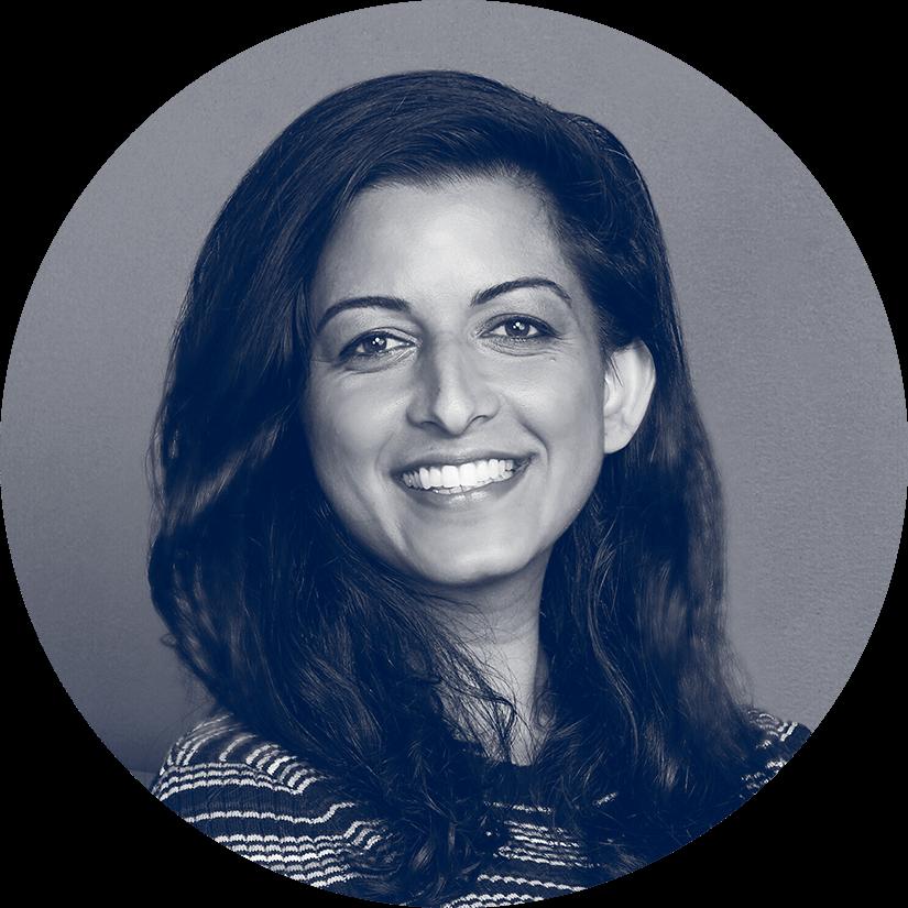 Megha Narayan の顔写真
