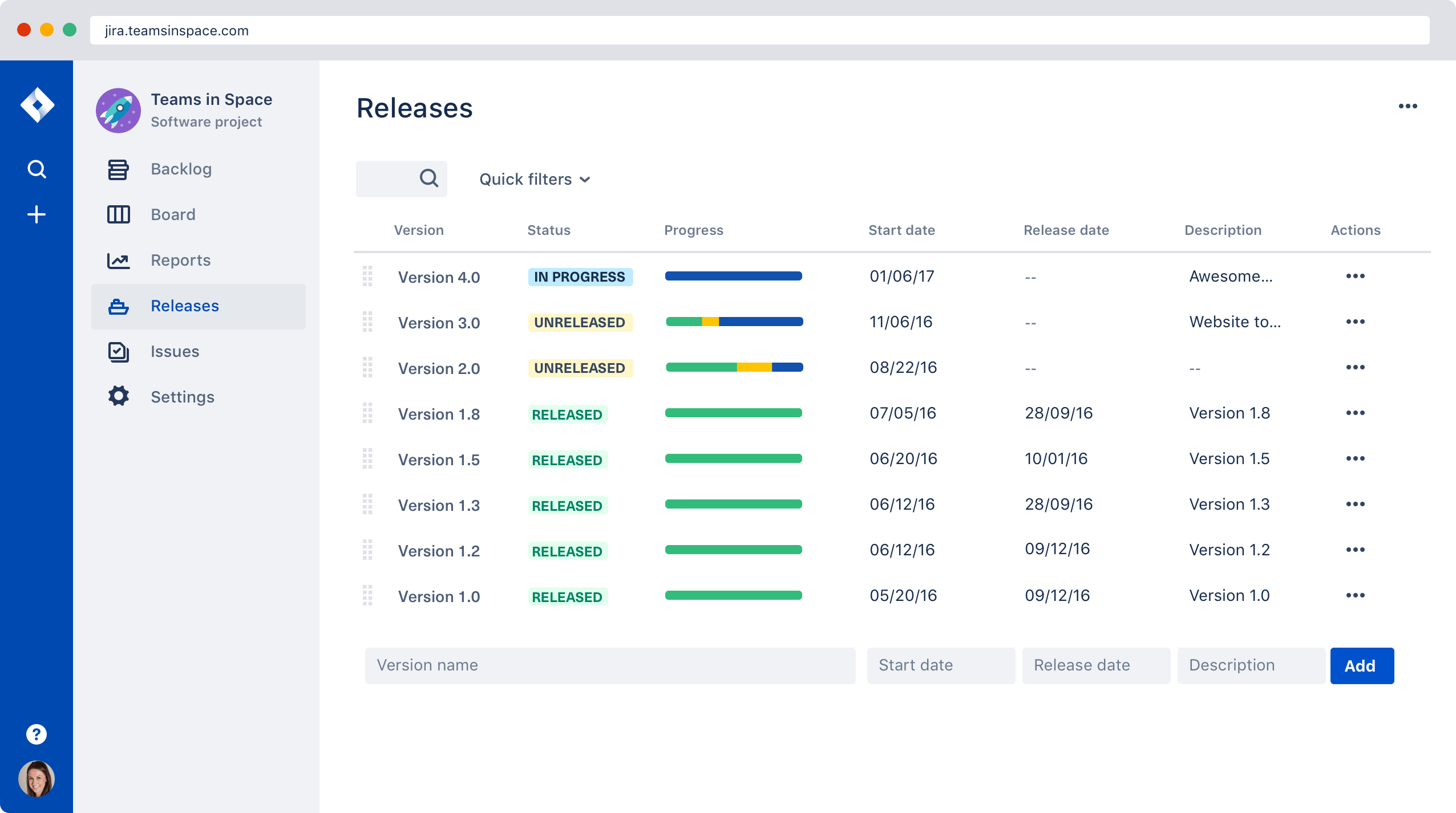Jira Issue Amp Project Tracking Software Atlassian