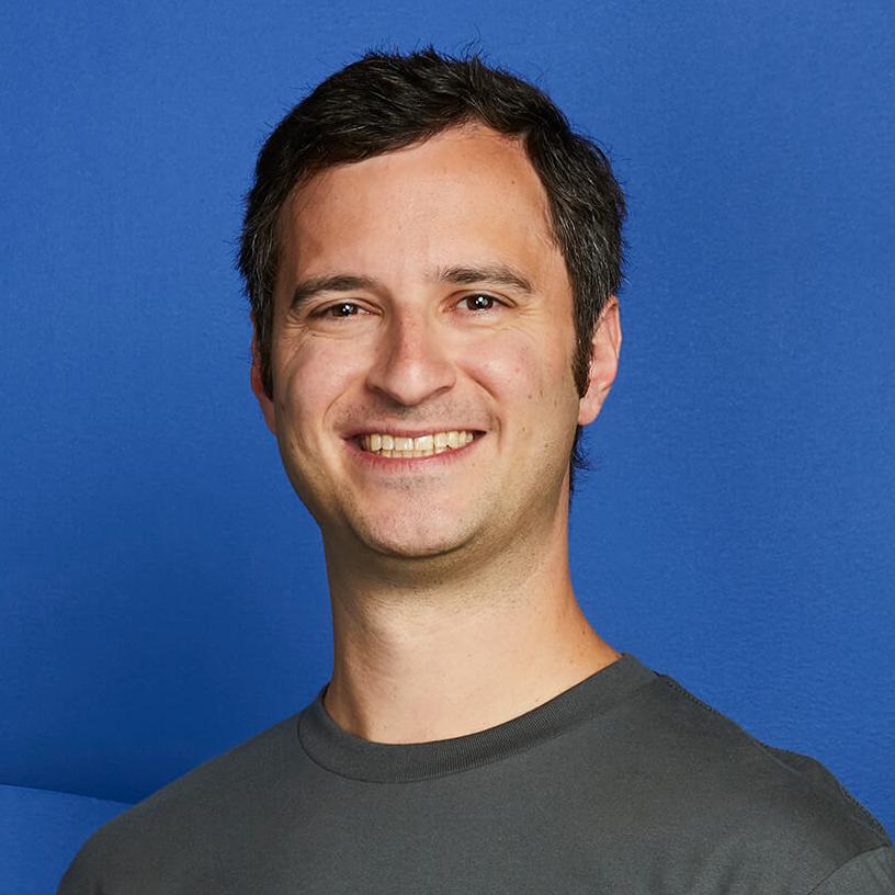 Portret van Mike Tria