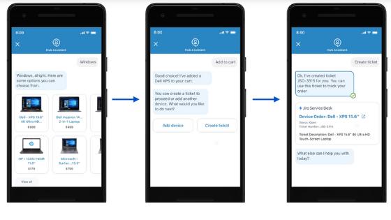 VMWare mobile integration flow