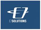 E7 Solutions logo