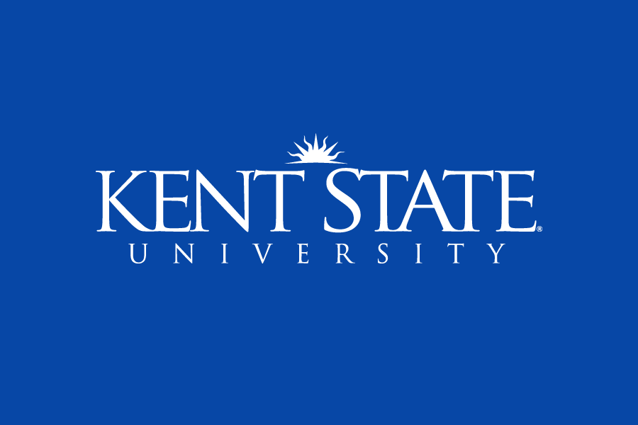 Логотип Университета штата Кент