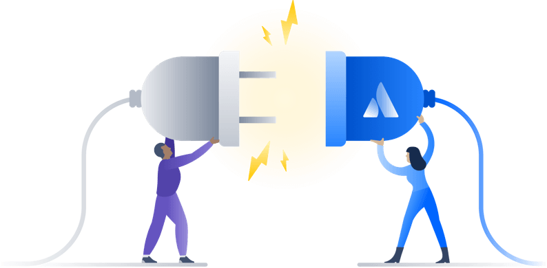 Atlassian integration illustration