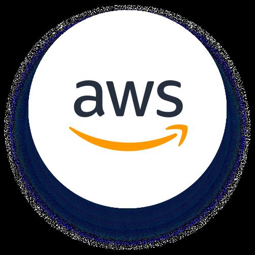 AWS のロゴ