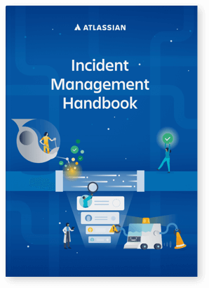 Cover des Handbuchs zum Vorfallmanagement