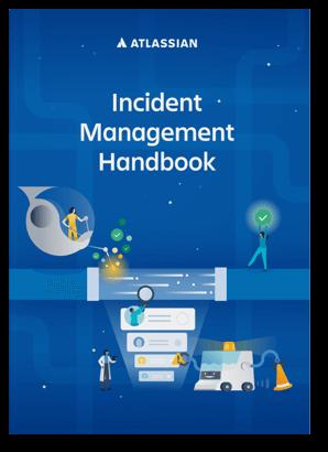 Capa do manual de gerenciamento de incidentes