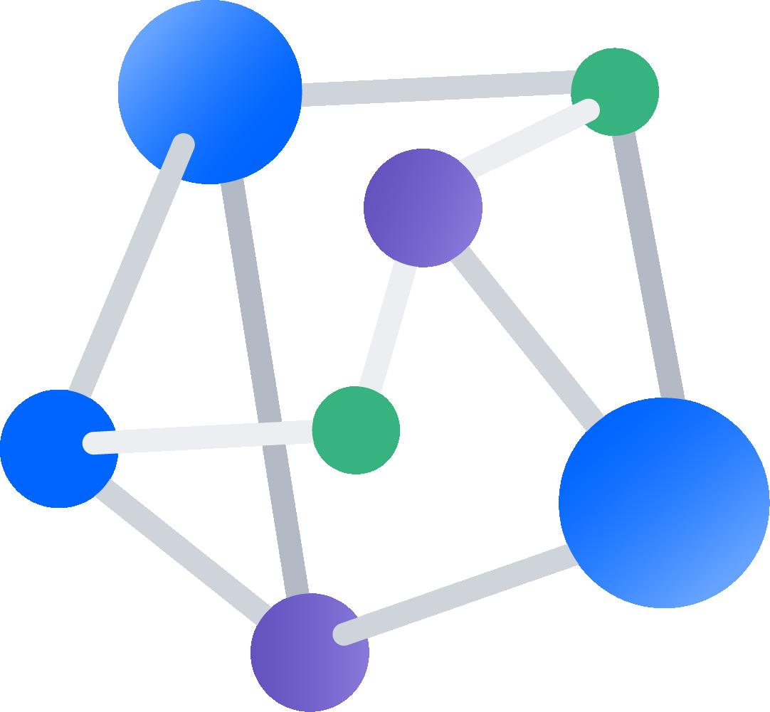 Diagramm zu verteiltem Versionskontrollsystem