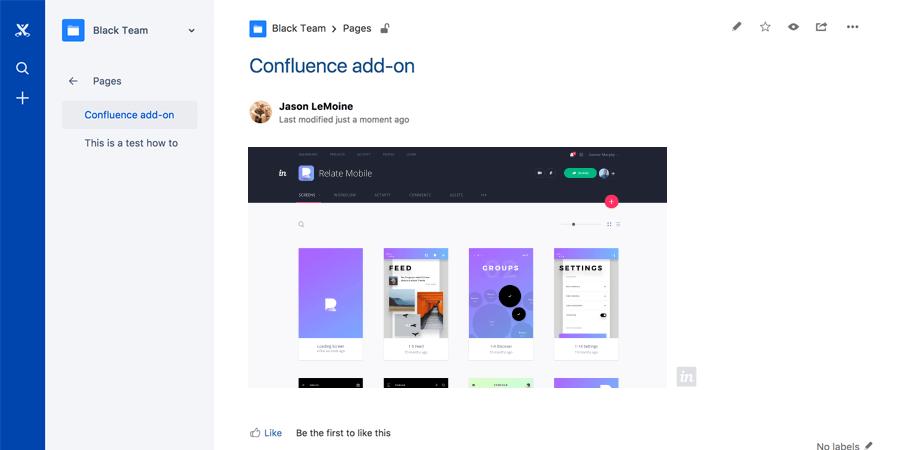 Confluence-Add-on
