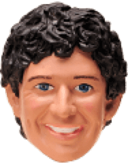 Bobblehead de Scott Farquhar