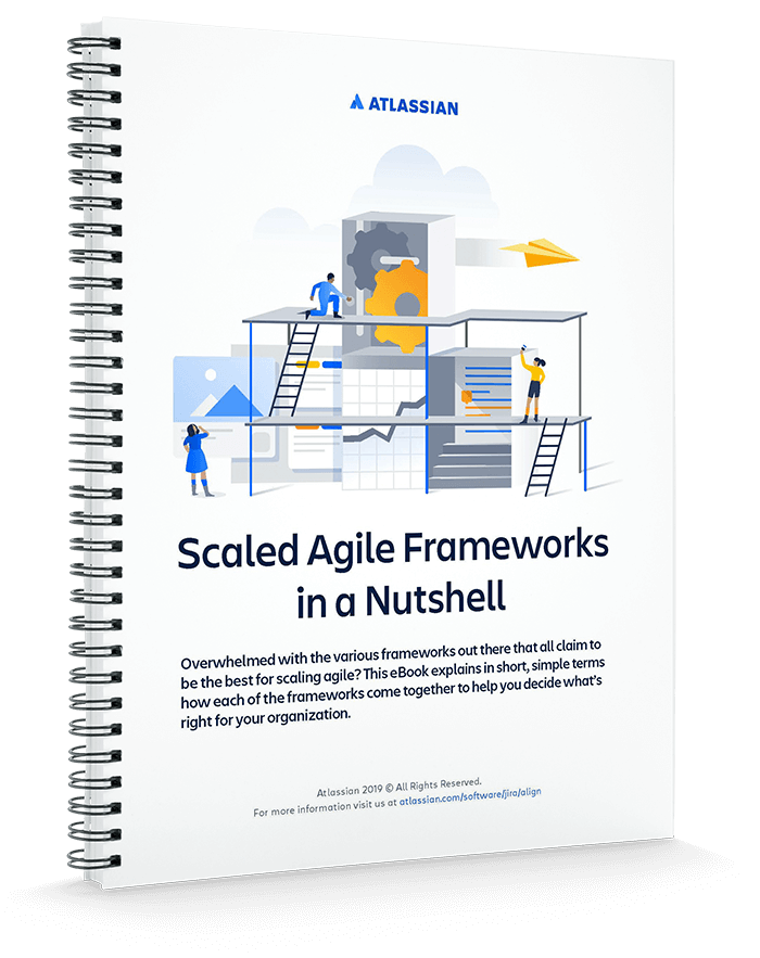 Scaled Agile Frameworks in a Nutshell Ebook Preview