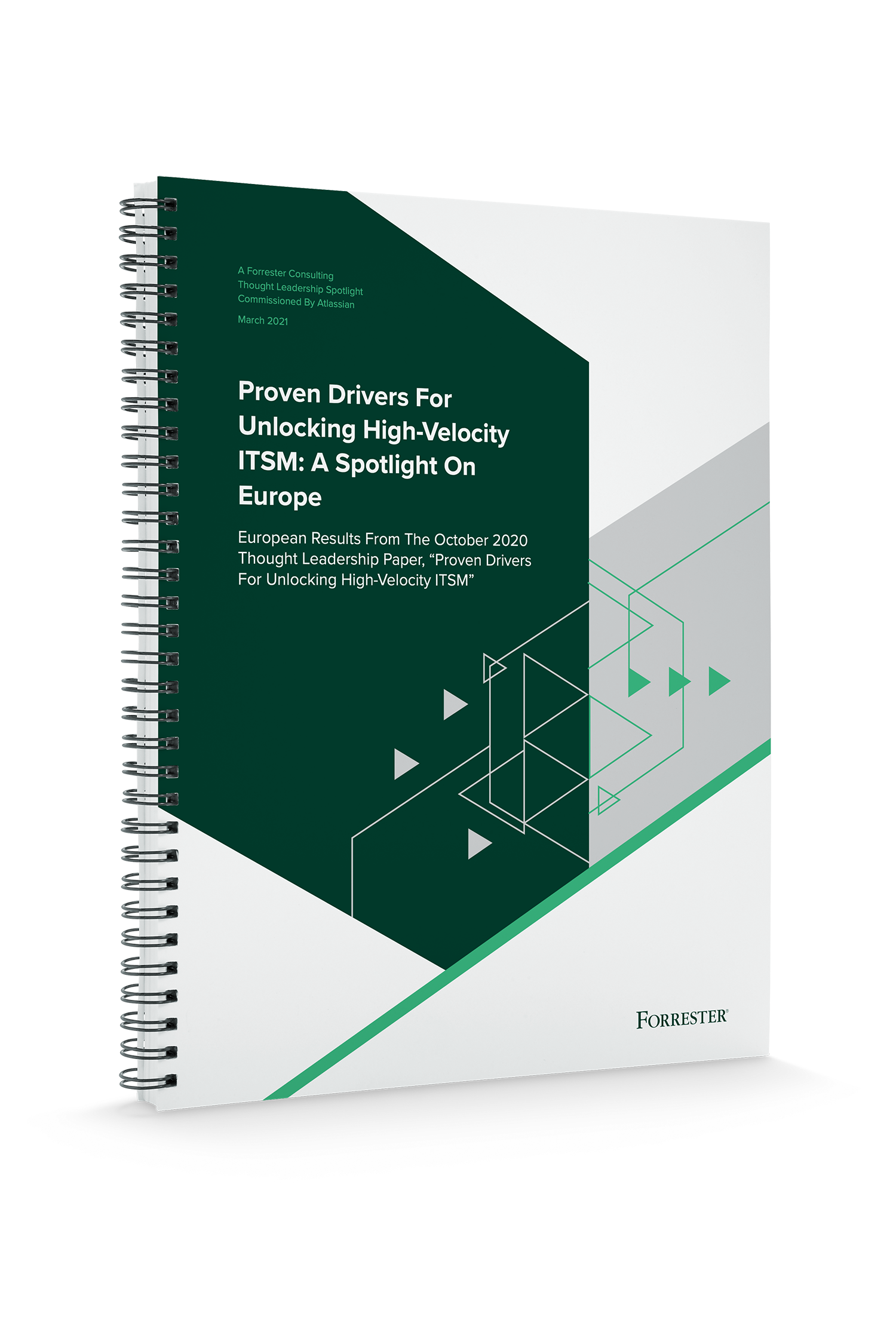 """Forrester's """"Proven Drivers for Unlocking High-Velocity ITSM"""""""