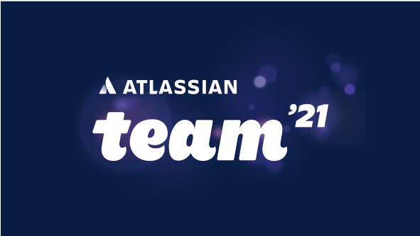 Logo do Team '21 da Atlassian