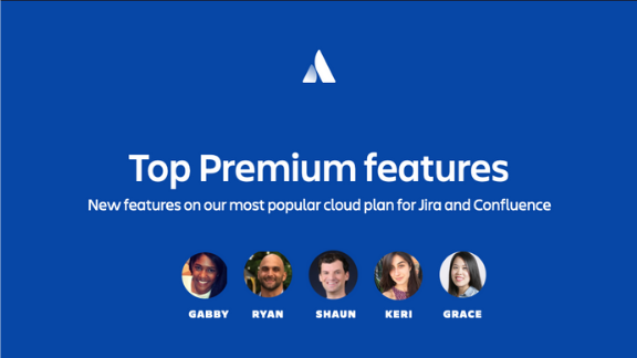Top Premium features on Jira and Confluence
