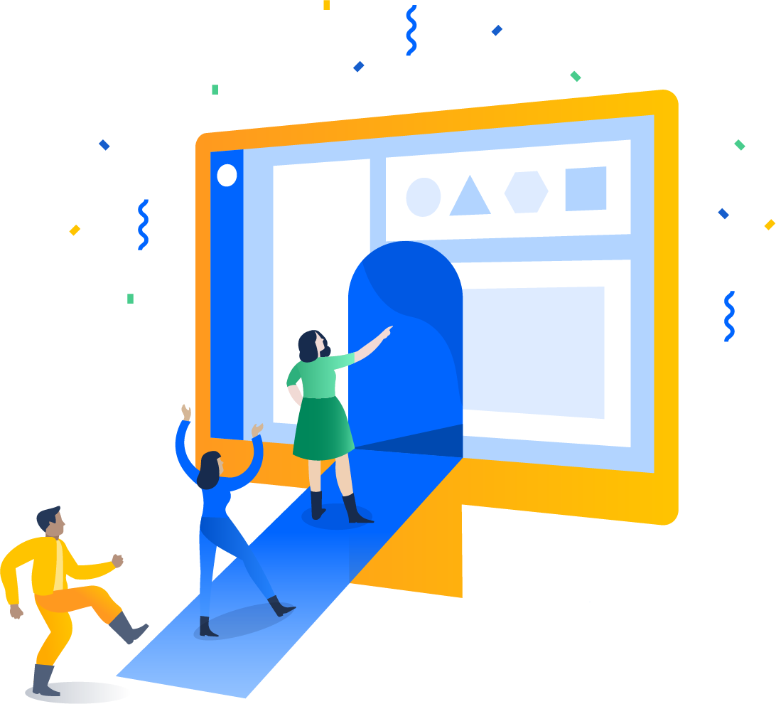 Onboarding illustration