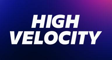 High Velocity logo