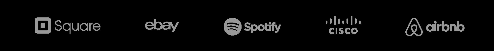 JIRA Customers: Square, Ebay, Spotify, Cisco, Airbnb