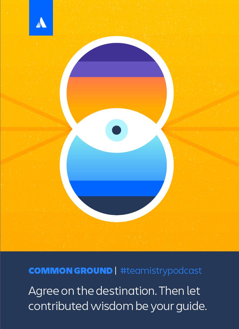 Interlocking circles with colors