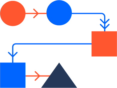 Illustration of simple workflow