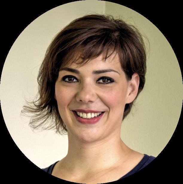 Annamaria Bonyhadi headshot