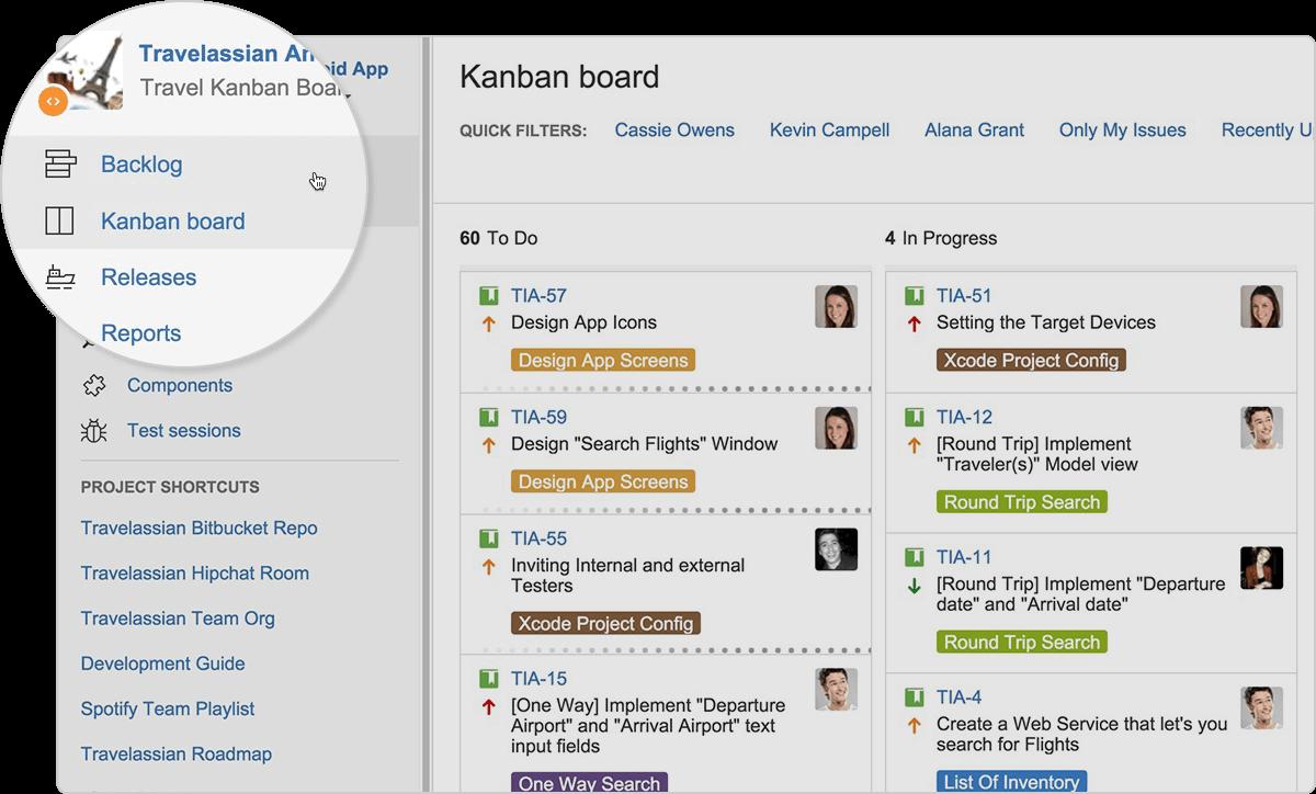 Backlog de kanban | Orientador ágil de Atlassian