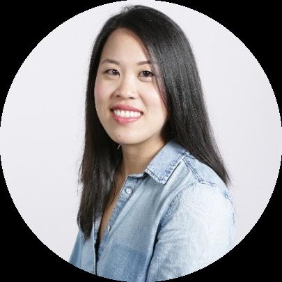 Grace Chang headshot