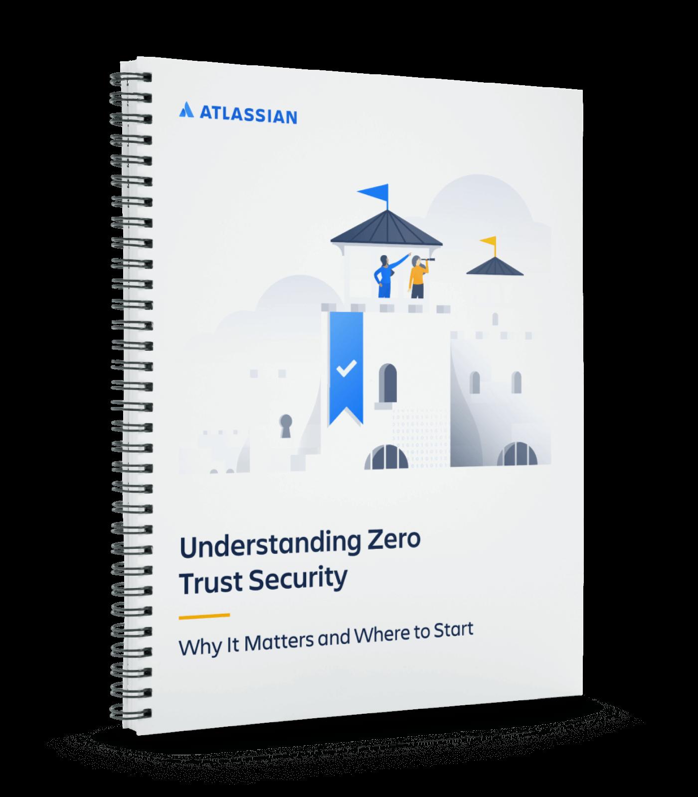 Understanding Zero Trust Security cover preview