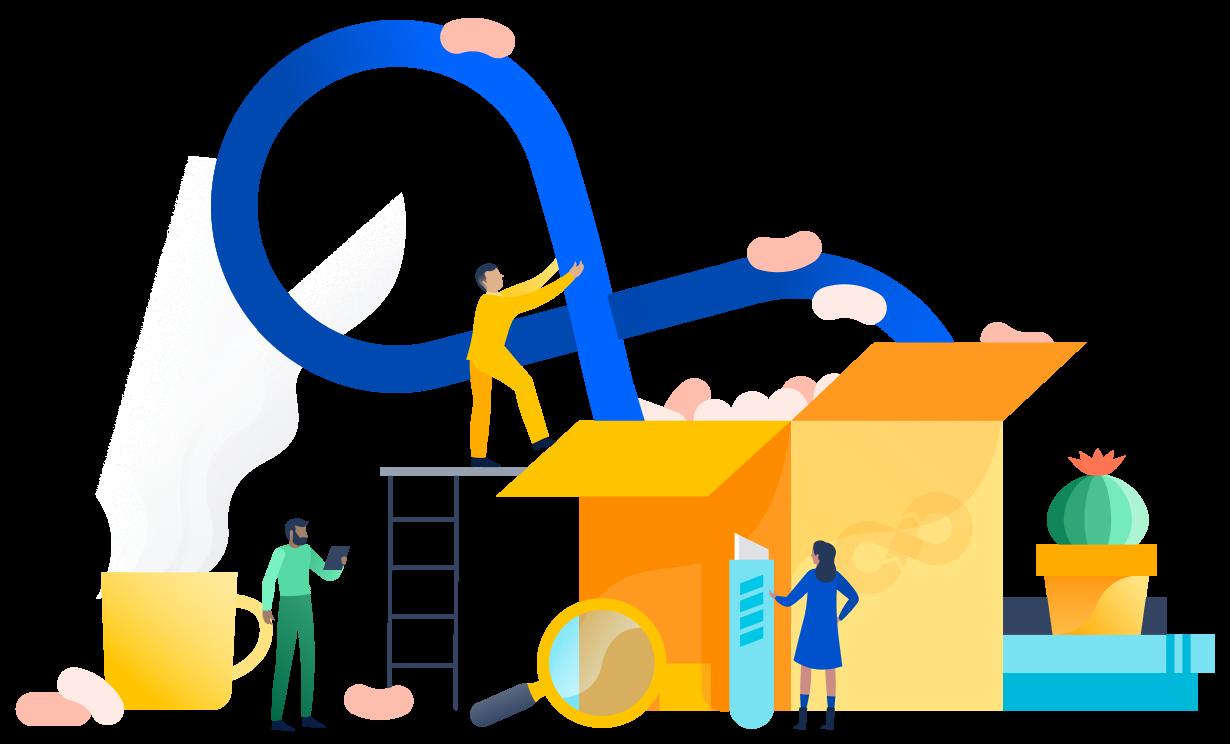 Devops Workshop illustration