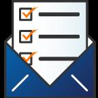 Logo für Diesen Vorgang als E-Mail senden