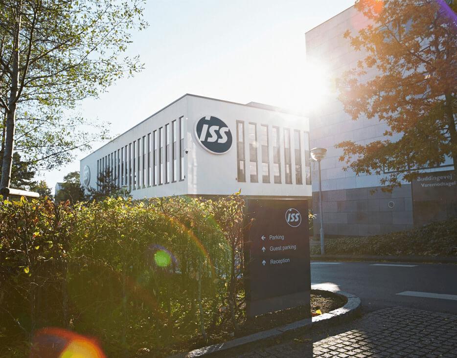 Imagem do cliente ISS