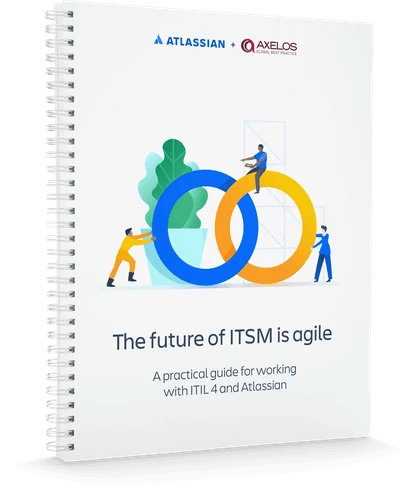 The future of ITSM is agile guide book