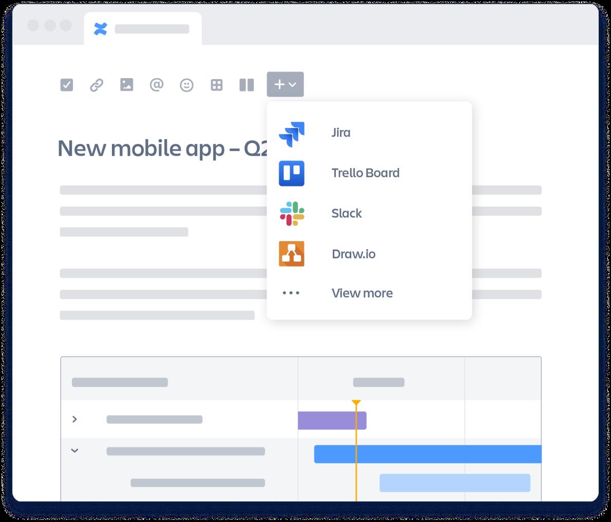 Graphik: neue mobile App
