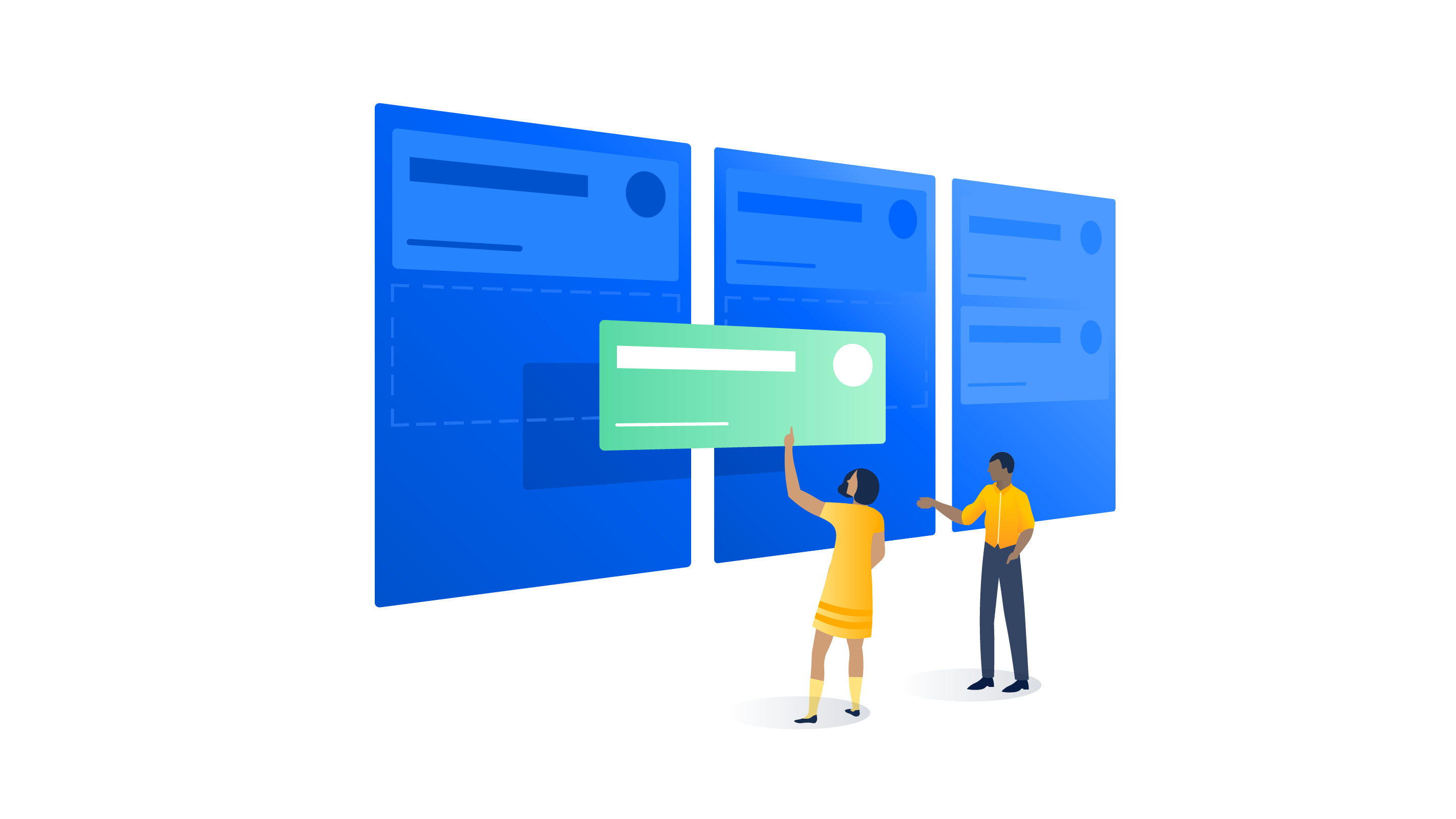 Track your processes and move forward with JIRA Core