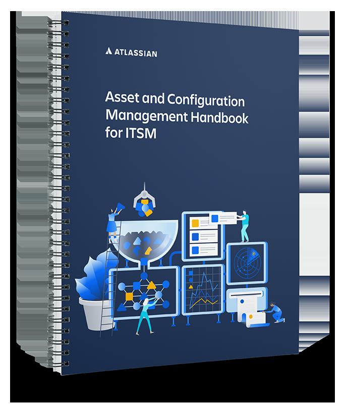 Vorschaubild der PDF: Asset- und Konfigurationsmanagement-Handbuch für ITSM