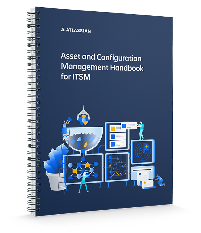 Руководство по управлению ресурсами и конфигурацией для ITSM: изображение для предварительного просмотра PDF-файла