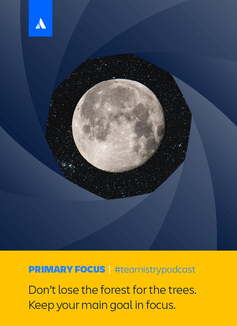 Telescope focusing on the moon