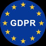 GDPR 徽标