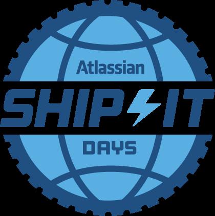 Atlassian ShipIt logo