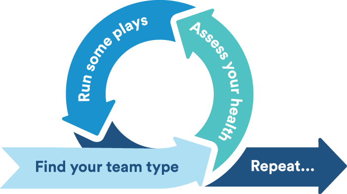 Team health starts with understanding what kind of team you're really on.