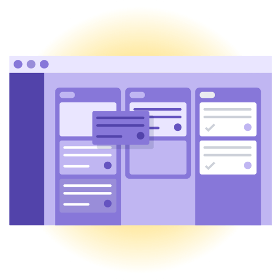 Jira interface illustration